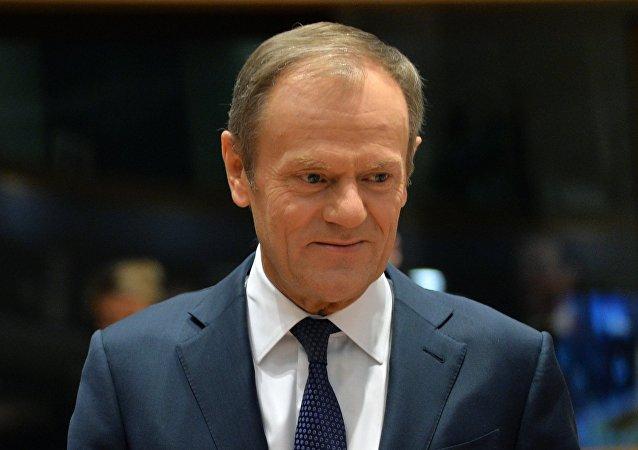 欧洲理事会主席:新版脱欧协议在欧盟领导人峰会上获得通过