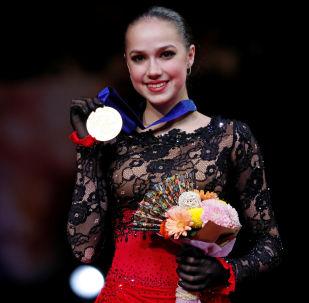 扎吉托娃力奪世錦賽金牌