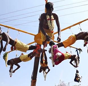 印度庆祝盘古尼尤素姆节
