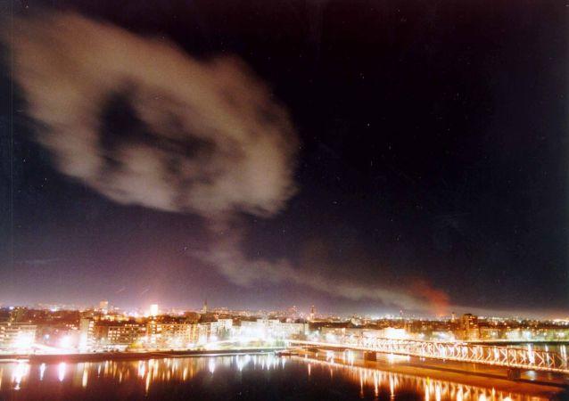 歐盟稱對南轟炸是個戰略錯誤