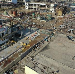 中国江苏化工厂爆炸案件中的100多名伤者情况依然严重