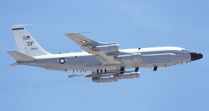 波音RC-135V无线电侦察机