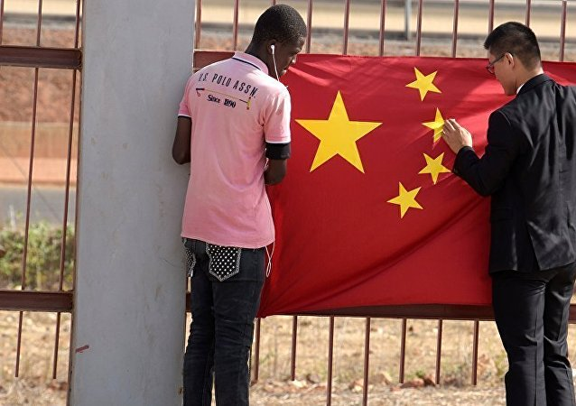 美國專家:中國挑戰美國在非洲霸權