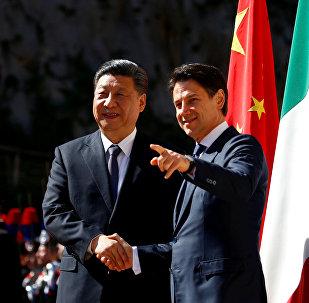 意大利甘愿踏上新的丝绸之路