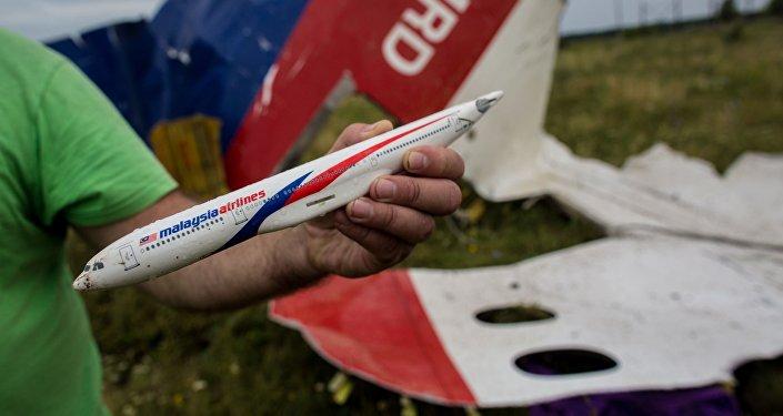 荷兰与澳大利亚外长讨论马航MH17空难问题