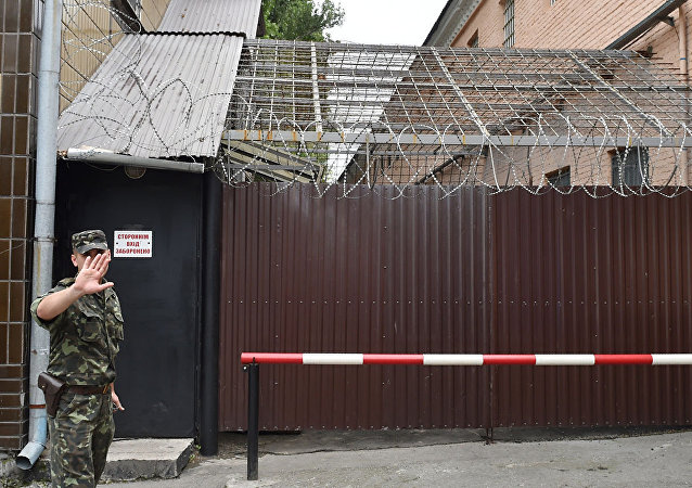 乌克兰安全局前工作人员:乌实施反恐行动的地区存在秘密监狱