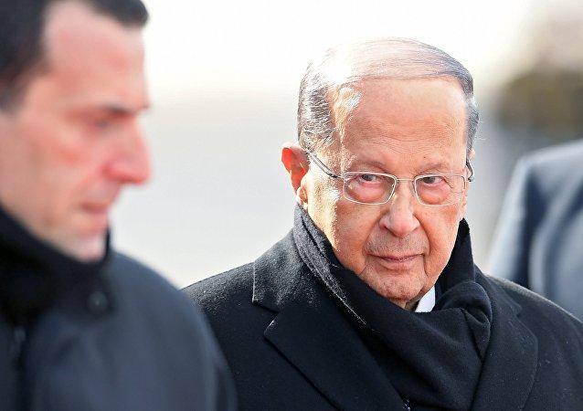 黎巴嫩總統稱黎境內敘利亞難民近期或動身前往歐洲