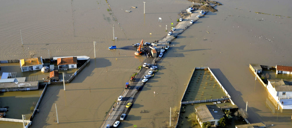 伊朗南部水災造成的死亡人數增至19人