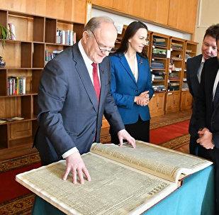 俄共主席為莫斯科共產國際博物館隆重揭幕