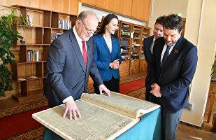 俄共主席为莫斯科共产国际博物馆隆重揭幕