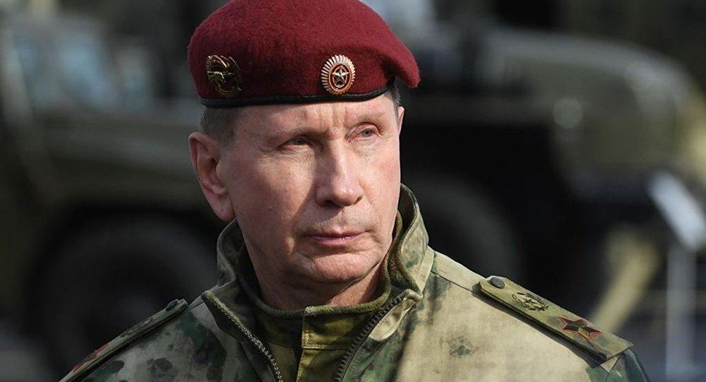 俄强力部门人员在三年内清剿200名恐怖分子