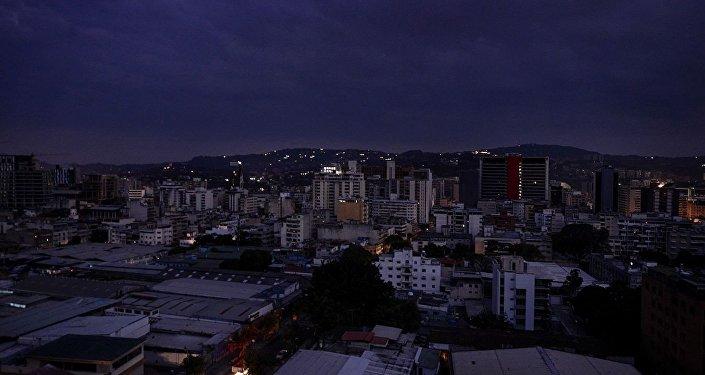 委內瑞拉政府表示委供電系統再次遭襲擊