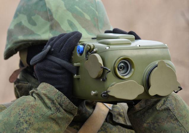 俄中特种部队在西伯利亚合练反恐