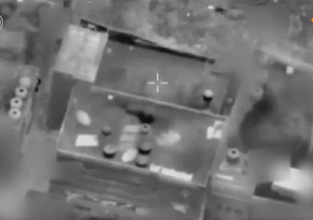 以色列空襲加沙畫面
