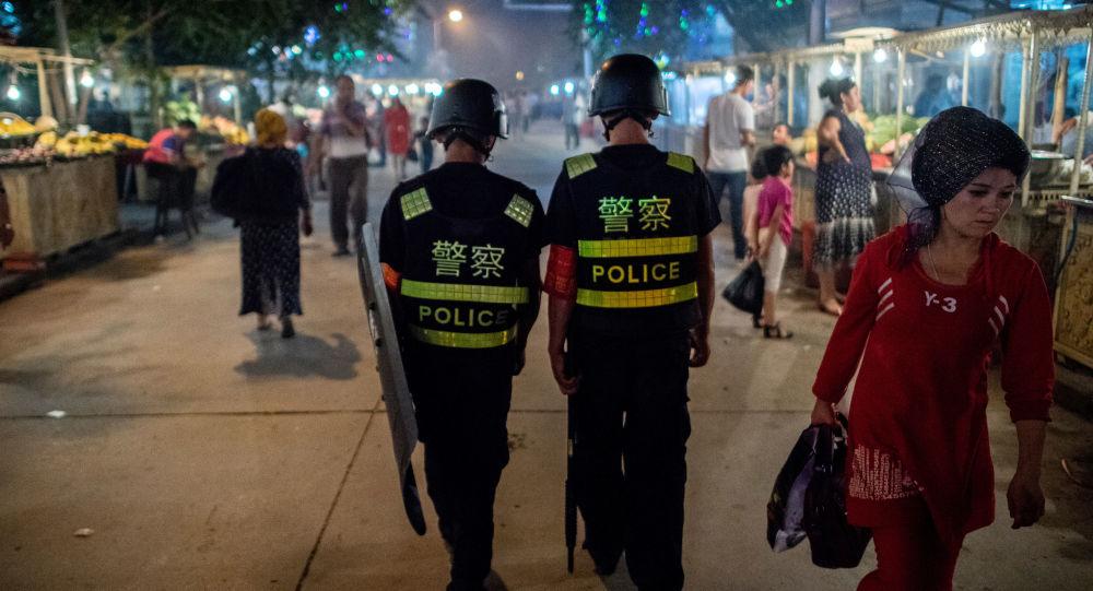 中国外交部敦促有关国家停止将人权问题政治化和借涉疆问题干涉中国内政