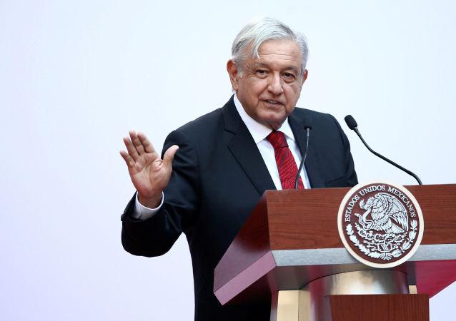 墨西哥总统洛佩斯·奥夫拉多尔