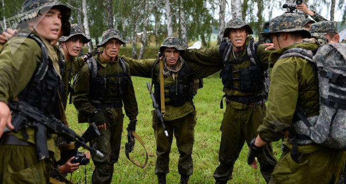 烏茲別克斯坦南部啓動大型軍演