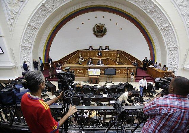 俄外交部:莫斯科呼吁委内瑞拉各派政治力量进行谈判
