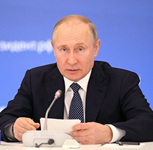 普京:俄已完成改善反兴奋剂领域的所有要求
