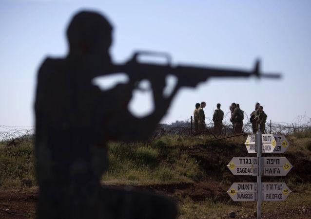 以色列軍方