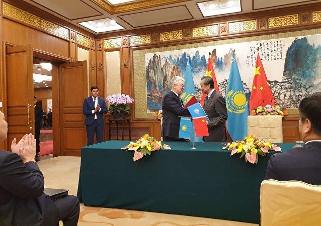 哈薩克斯坦外長:本國在總統換屆後外交政策保持不變