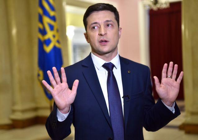 烏克蘭演員澤連斯基
