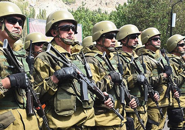 俄軍500名士兵將在塔吉克斯坦進行山地訓練
