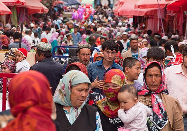 Hotan, southwestern Xinjiang