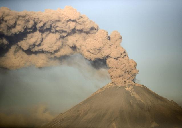 超級火山噴發將造成全球災難