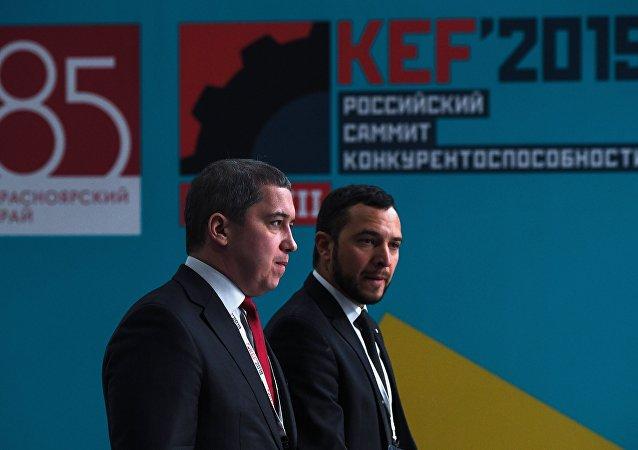俄副总理:克拉斯诺亚尔斯克经济论坛成果显著