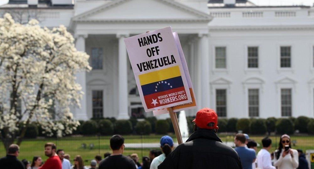 北约外长华盛顿会议在即 民众举行抗议活动