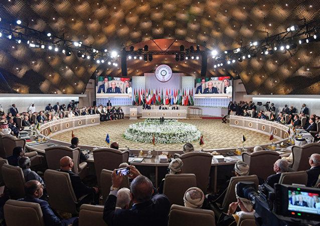 阿拉伯國家聯盟