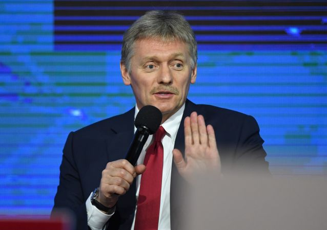 俄罗斯总统新闻秘书佩斯科夫