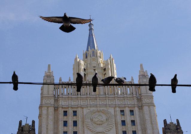 俄外交部:在考虑就乌克兰问题举行会晤前应等到该国当选总统就职