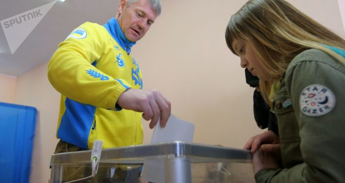欧洲大选观察员代表团代表记录到乌选举中的违规现象 但对结果无影响