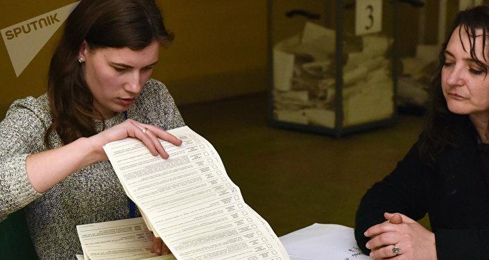 欧洲议会观察员:乌克兰选举期间出现误导舆情和黑客袭击情况