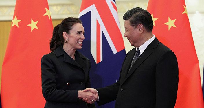 中國和新西蘭互信獲得增強