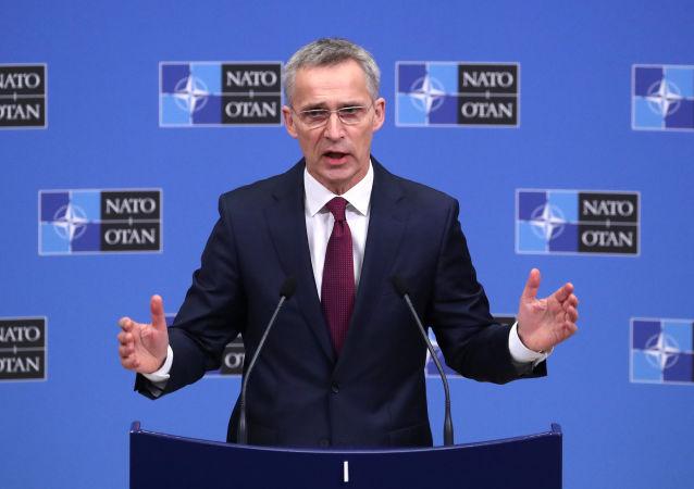 北约秘书长称与俄方有关《中导条约》的谈判无突破迹象