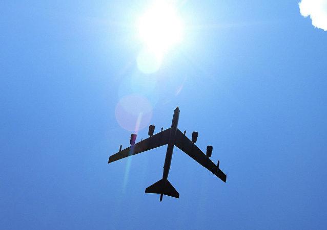 美國的核轟炸機在俄邊境被發現