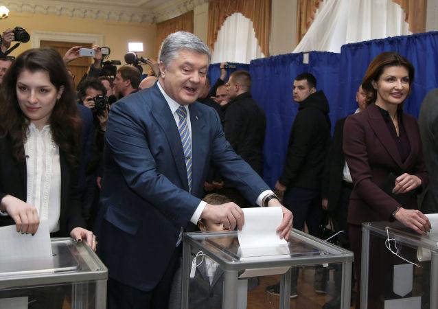 专家:波罗申科通过透明手段赢得乌总统选举第二轮投票的几率甚微