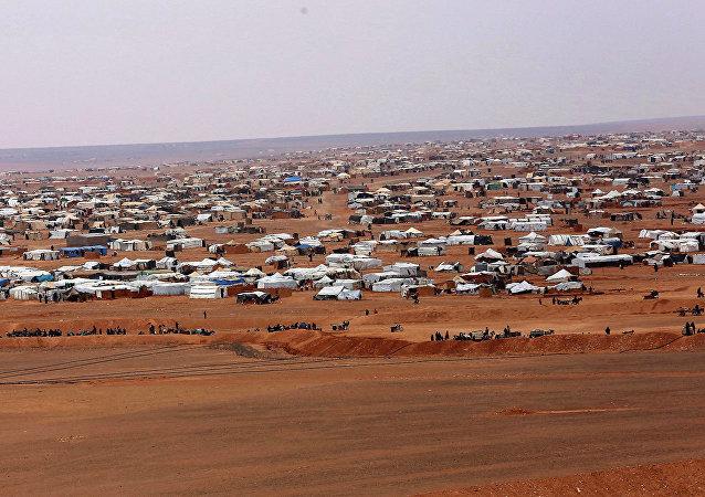 俄希望叙利亚鲁克班难民营将于8月关闭