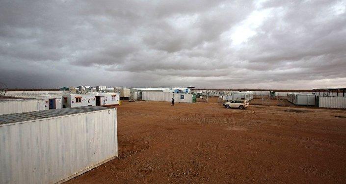「魯克班」難民營(資料圖片)