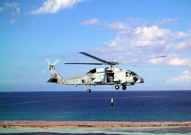 MH-60R Seahawk直升机