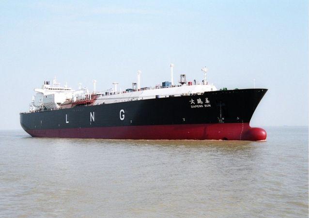 報告:2022年中國將成為全球最大液化天然氣進口國