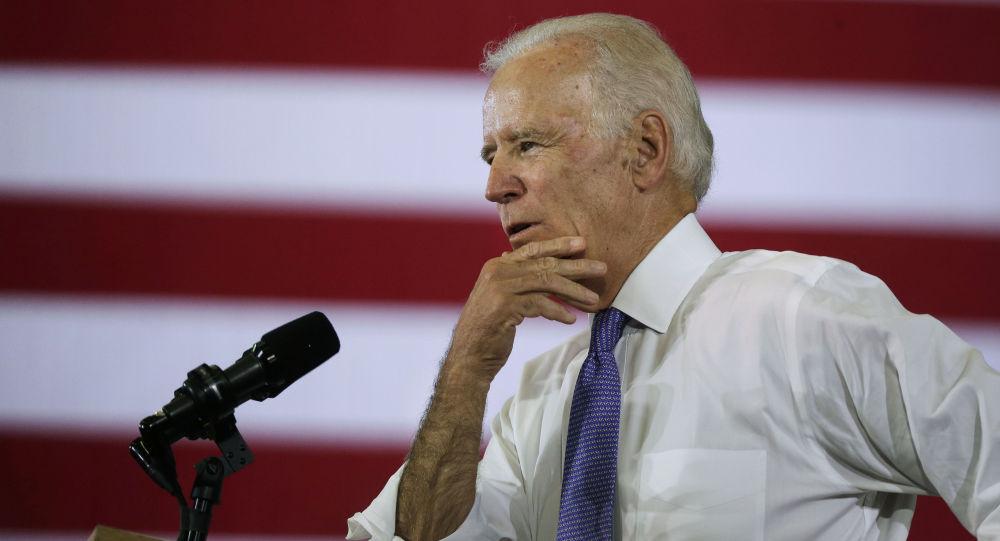 拜登在民主党2020年总统参选人阵营中处于领先地位