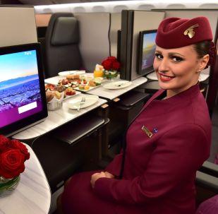 全球最佳航空公司客机机舱盘点