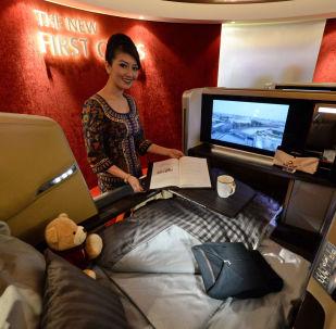 全球最佳航空公司客機機艙盤點