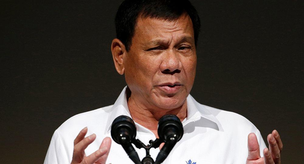 菲律賓總統表示他不會允許在菲部署其它國家核武器