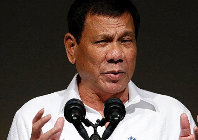 菲律宾总统表示他不会允许在菲部署其它国家核武器