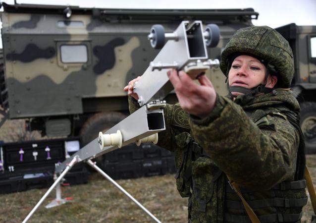 """俄国防部:""""瓦尔代""""反无人机系统将首次参加演习接受测试"""